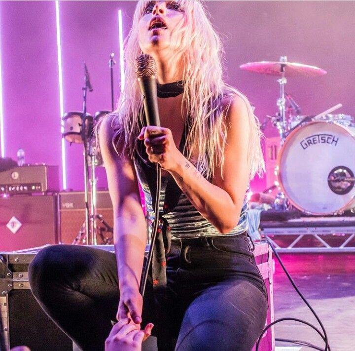 Hayley williams Paramore TourOne 2017