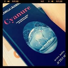 Cyanure- Camilla Läckberg  Presently reading, and loving it :)