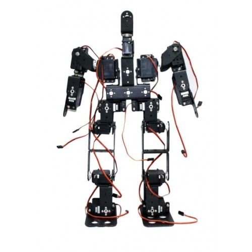 Humanoid Robot ( With Servo Motors ) (RM0905) by robomart.com  Humanoid Robot ( With Servo Motors )
