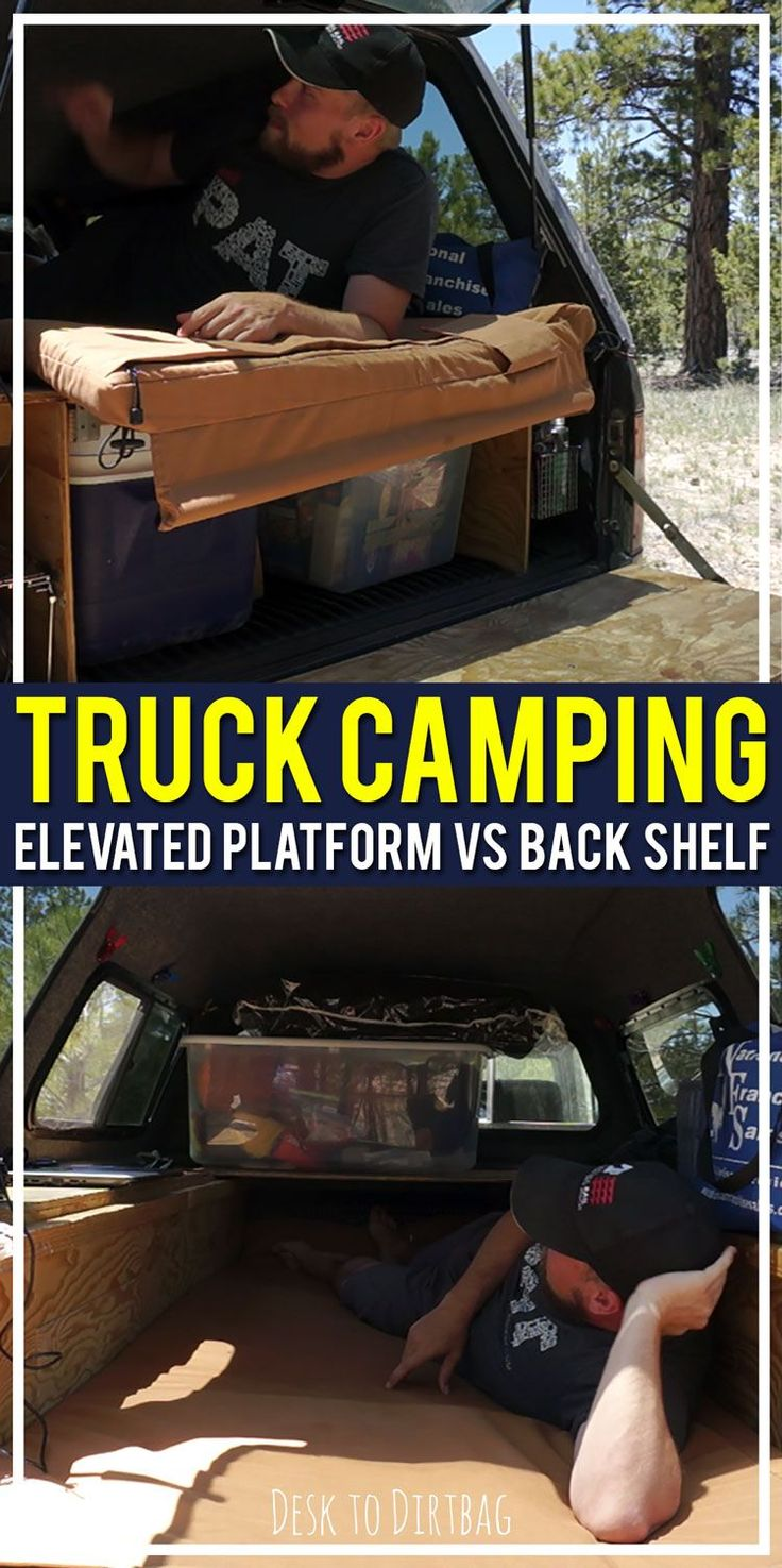 Best 25 Truck Bed Camping Ideas On Pinterest Van