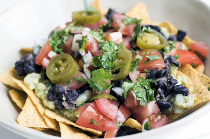 Recept: een gezonder alternatief voor nachos met kaas