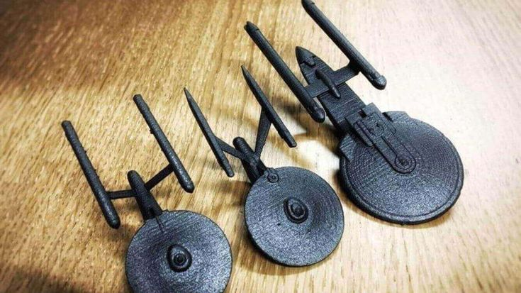 Have you ever wanted your own USS Enterprise Ultimate Collection of Star Trek ships to put on display in your home? Your wish has been heard.