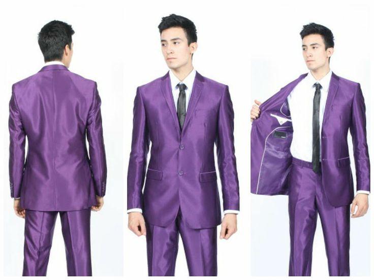 1000  images about Wedding Suits on Pinterest | Orange tie, Purple