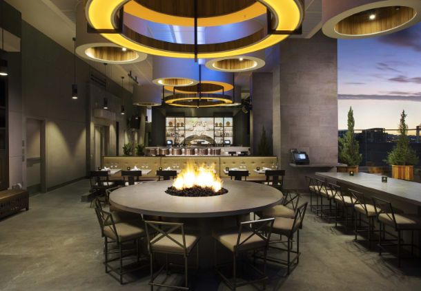 Nolen Rooftop Bar for Special Events -  - Courtyard San Diego Gaslamp/Convention Center | CA 92101