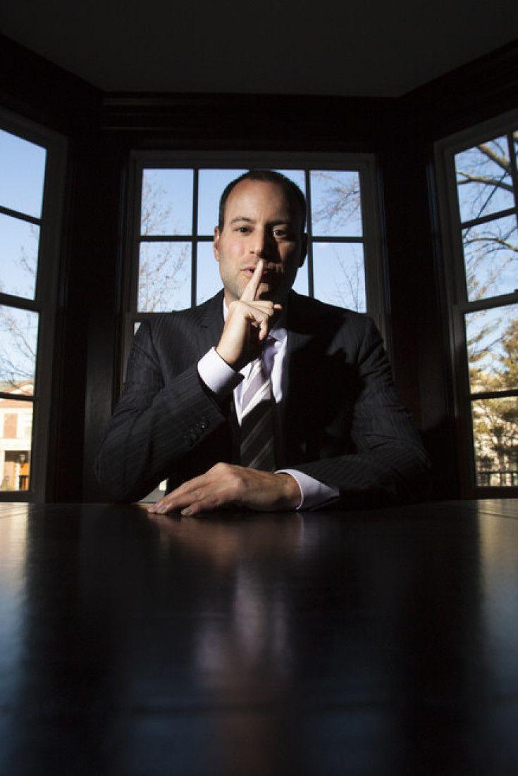 Ashley Madison CEO Noel Biderman Resigns COWARD