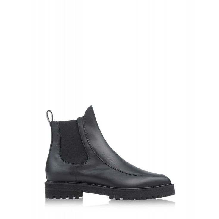 Proenza Schouler Leather Chelsea Boot - Shop more chic ankle boots at ShopBAZAAR.com http://www.harpersbazaar.com/best-ankle-boots-by-price