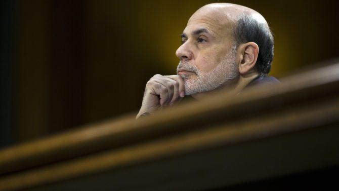 Ben Bernanke: Fed-Chef mit Pokerface