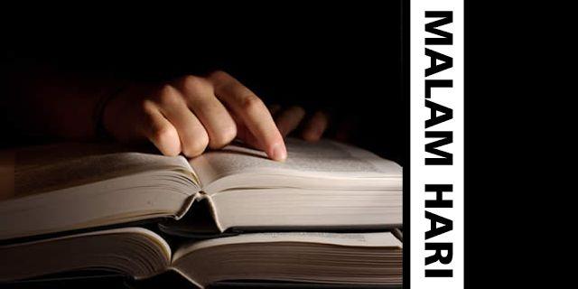 ringga's blog: Lakukan Hal Ini Jika Akan Belajar Pada Malam Hari
