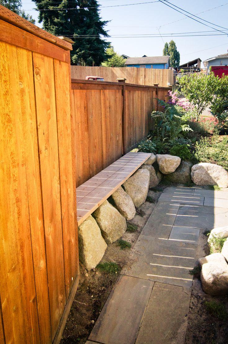 South Seattle Edible Landscape_Seattle Urban Farm Company_Bench.jpg