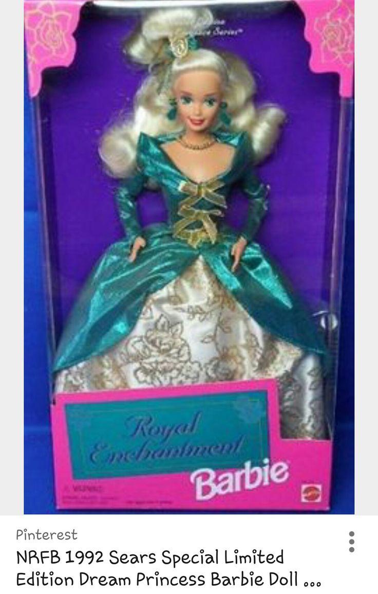 37 best Barbie edition limited images on Pinterest | Barbie doll ...