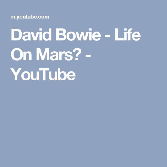 17 Best Ideas About Life On Mars On Pinterest Ziggy