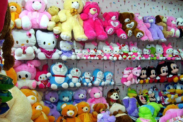 Ide Bisnis : Toko Boneka    Boneka merupakan sebuah mainan yang identik dengan mainan yang lucu. Beberapa boneka kadang memiliki harga yang cukup mahal jika dikeluarkan oleh sebuah perusahaan ternama. Untuk mendapatkan keuntungan yang lebih besar, Anda bisa mencari produk boneka dari perusahan rumahan (Home Industri), ...   #PinBoneka, #SandalBoneka, #SarungBantalBoneka, #TasBoneka, #TempatHPBoneka   #IdeBisnis   http://adf.ly/1PX77y