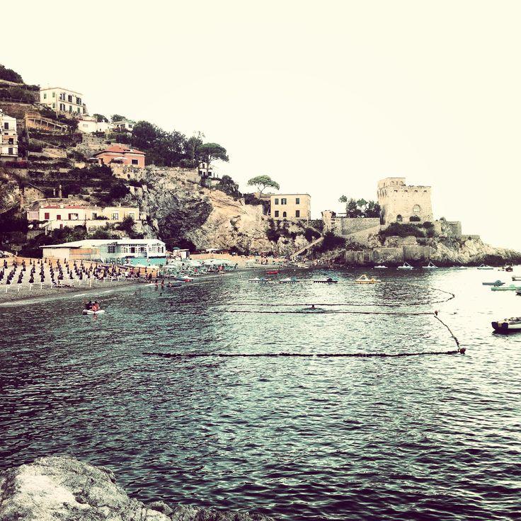 Spiaggia di Erchie - Costiera Amalfitana - Amalfi Coast