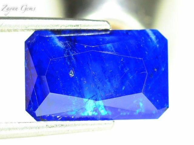 Rare 2.480 ct Natural Ultramarine Hauyne L.2.0