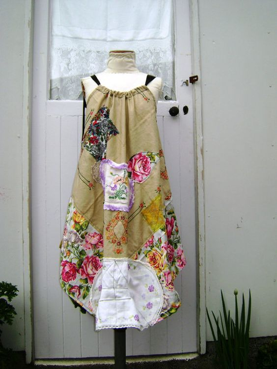 Wald Blumen Kleid Neuseeland gemacht Zigeuner Seele von lucyvnz: