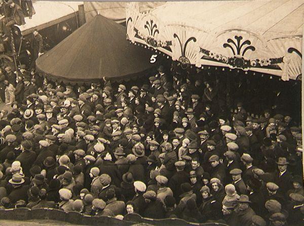 Photo: King's Lynn Mart circa 1910