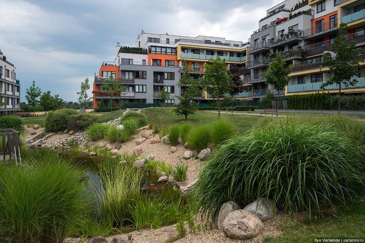 Новый район в Праге. Хотели бы так жить? – Варламов.ру