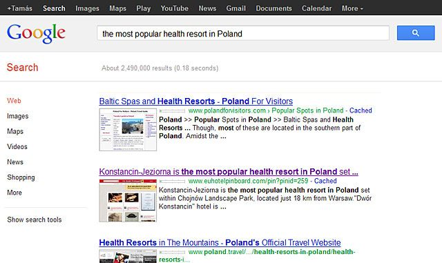 How to Get Your Hotel to the Top of Google and Other Search Engines – for free?