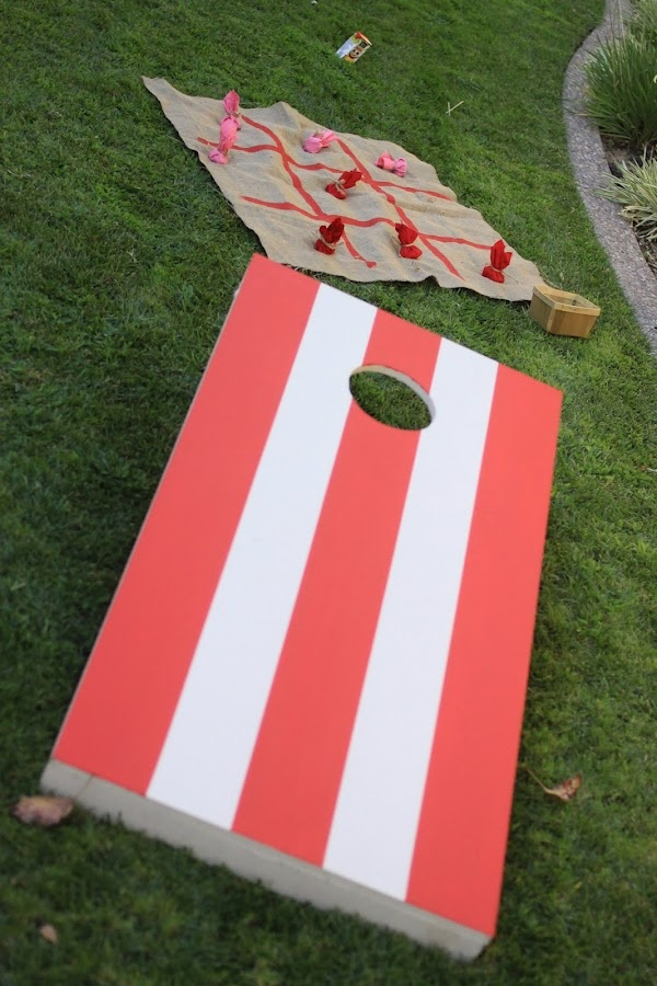 make your own cornhole boards - Cornhole Design Ideas
