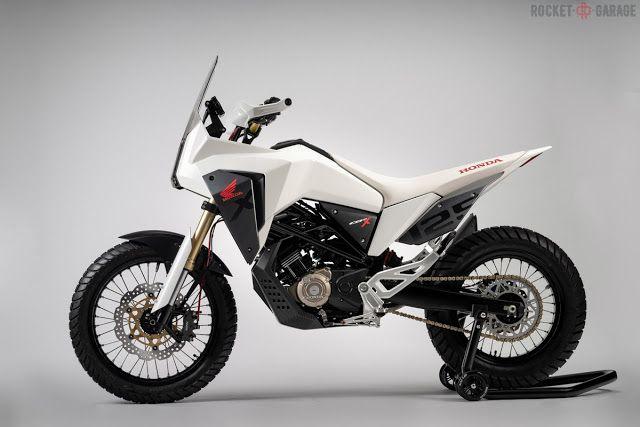 Cb Concept Honda R D Europe Rocketgarage Cafe Racer Magazine Motociclette Honda Honda Bobber