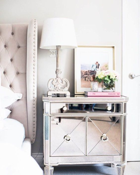 Fantastic Mirrors Above Nightstands 25 Best Ideas About: Best 25+ Nightstand Ideas For Small Spaces
