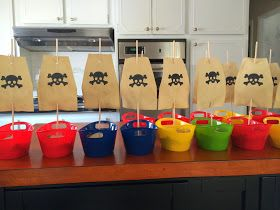 I'm Quite Crafty: Tinkerbell's Pirate Fairy Party Ideas