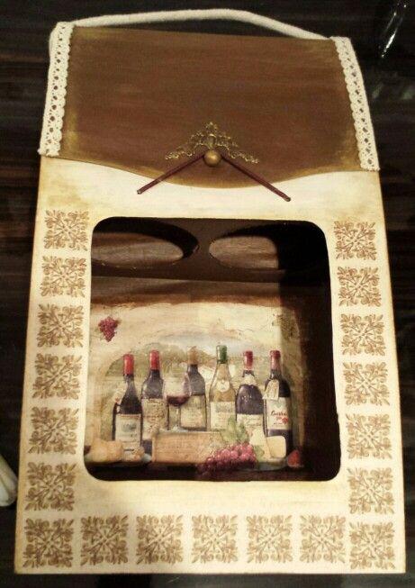 box na 2 vina (wine box)