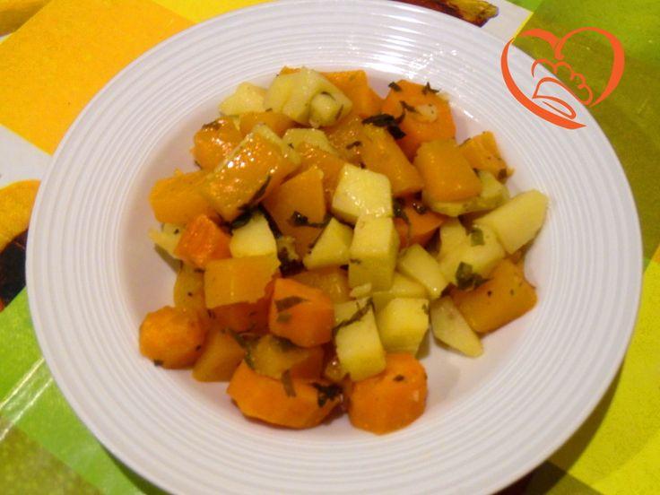 Carote,patate e zucca (no ricetta)