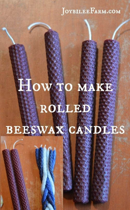These are the easiest candles to make. They are the perfect choice to make in a group setting. Rolled beeswax candles give even inexperienced chandlers immediate satisfaction and a sense of accomplishment.