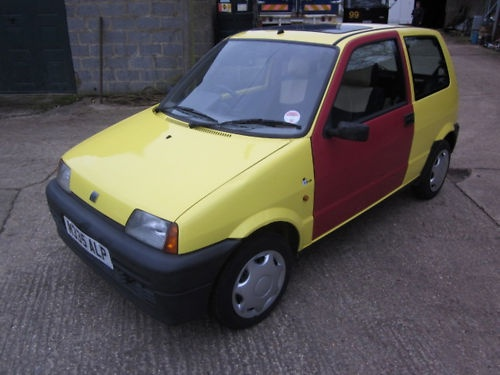 Inbetweeners Car