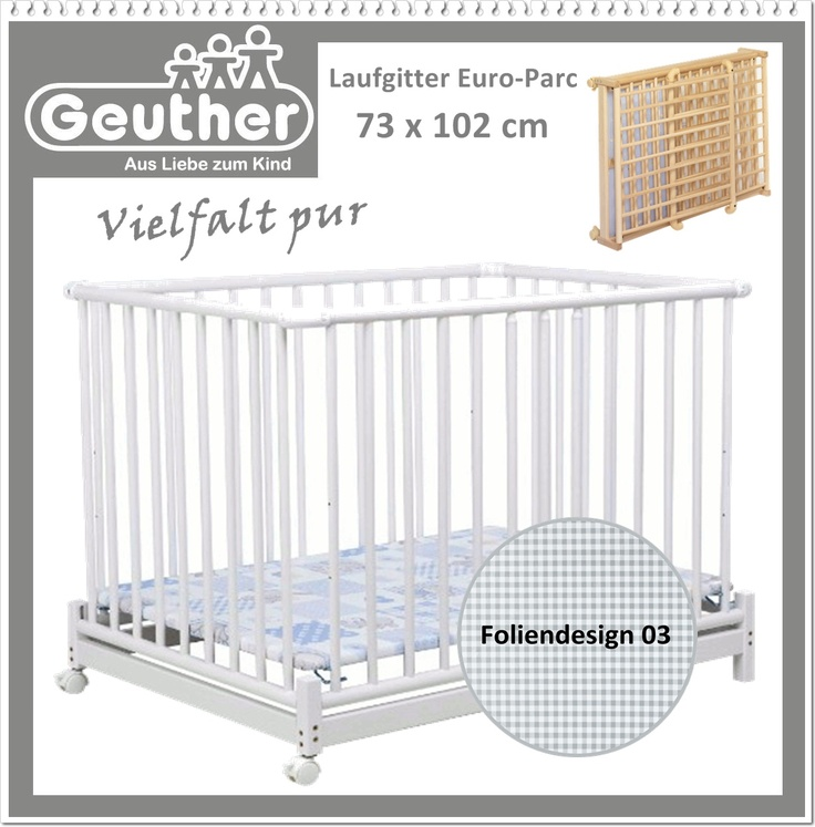 Geuther Laufgitter Euro-Parc 73x102 cm weiss-03