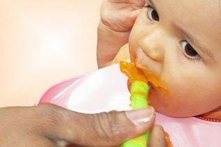 5 ricette sicure per lo svezzamento del vostro bambino