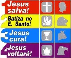 Começo da Igreja do Evangelho Quadrangular no Brasil.