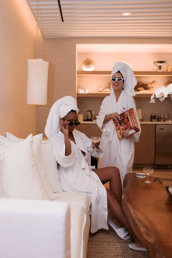 Pinterest | Couples spa, Spa day, Spa