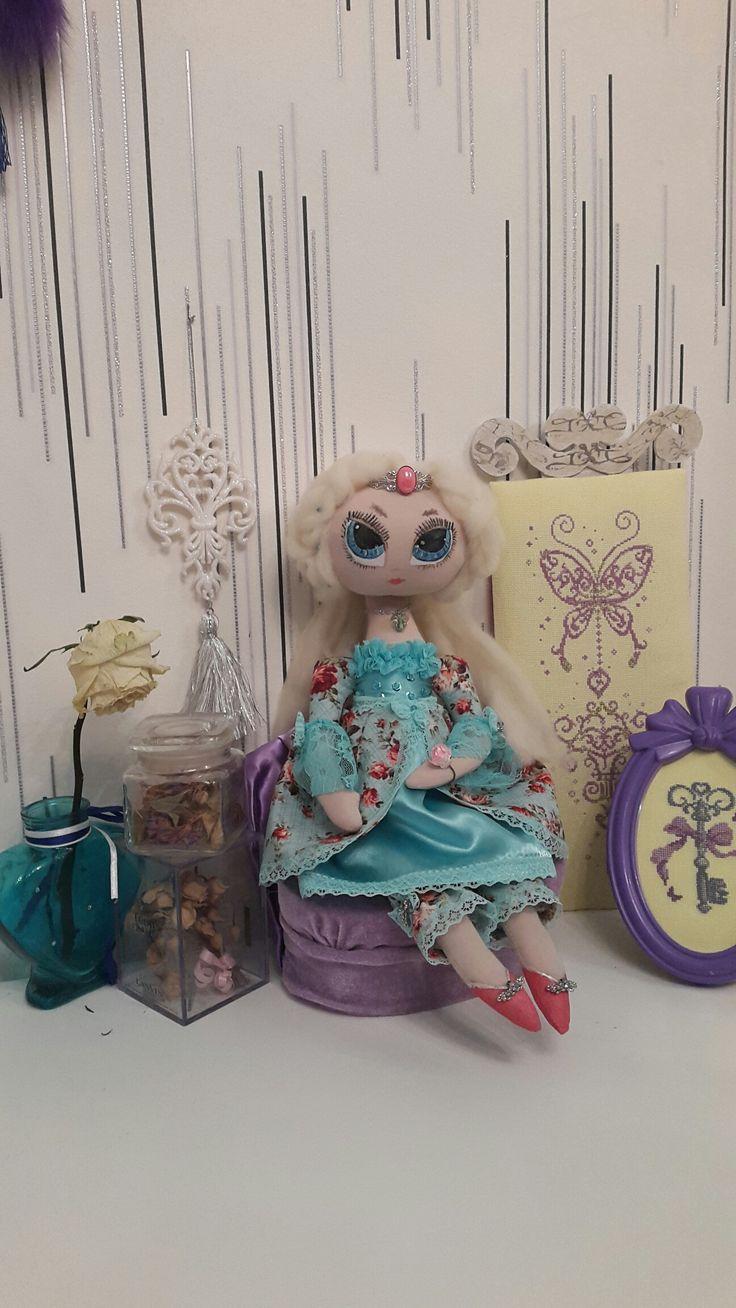 Принцесса#ручная работа