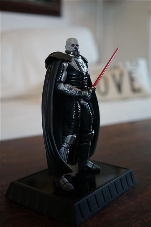 Star Wars - Darth Malgus Staty på Tradera.com - Övriga samlarsaker Star