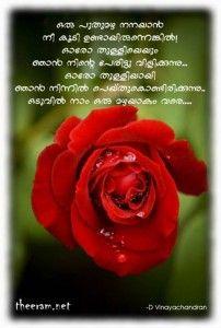 malayalam captions on life