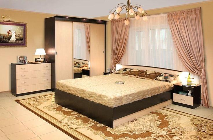 Современная мебель для спальни. 35 фото дизайнерских идей