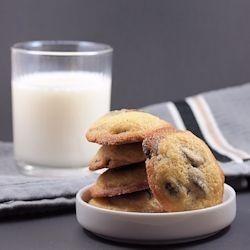 Baileys Chocolate Chip Cookies