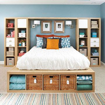 Cluttered Bedroom? So-Easy Organization Tricks Inside - hapints@gmail.com - Gmail