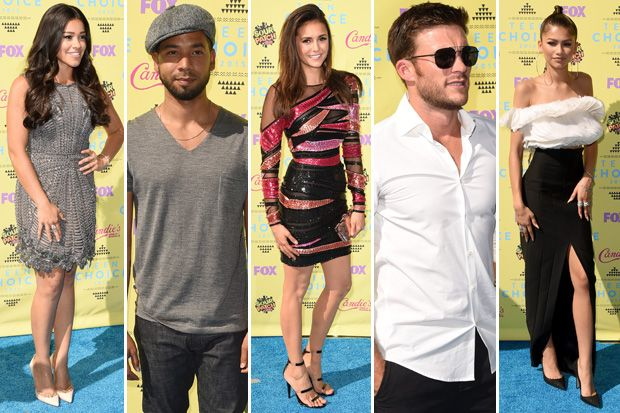 Teen Choice Awards 2015: Red Carpet Arrivals and Winners List