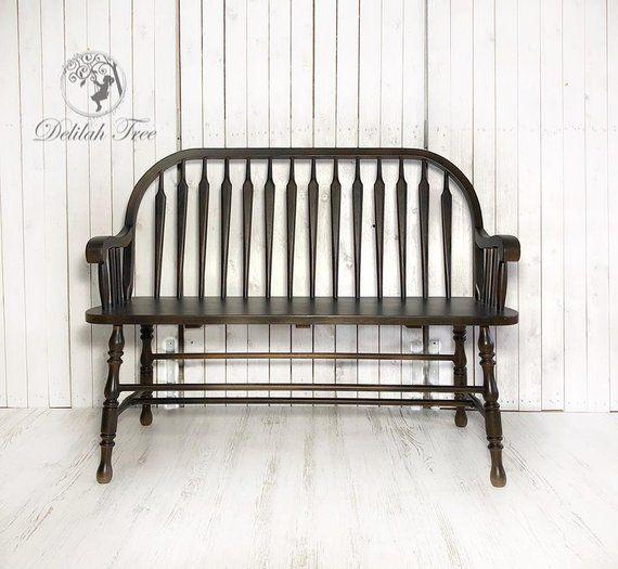 45++ Black farmhouse bench inspiration