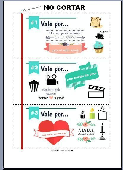 62 best vale regalo images on pinterest