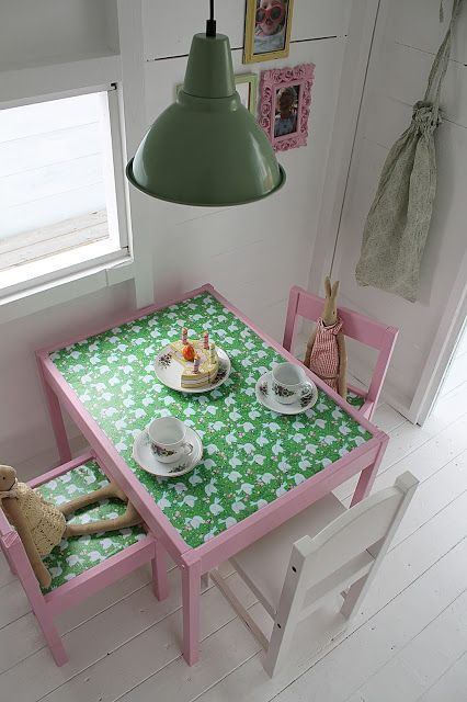 such a pretty playhouse..