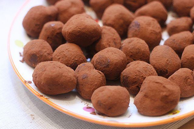 Tartufi al cioccolato ricetta facilissima da preparare