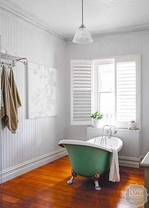 Bathroom inspiration: 10 gorgeous clawfoot tubs