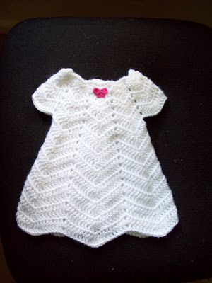 Free Crochet Preemie Baby Dress Patterns : beautiful preemie gown ~ free crochet pattern crochet ...