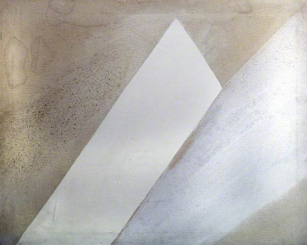 Sandra Blow RA, Small Painting, 1969