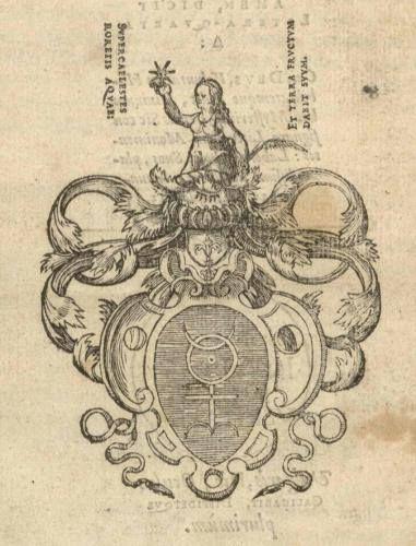 John Dee, Monas Hieroglyphica, Antwerpen 1564