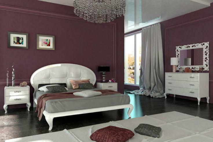 Кровать Империя с мягкой спинкой, в наличии и под заказ, мебель со склада по доступной цене, Киев, Бровары